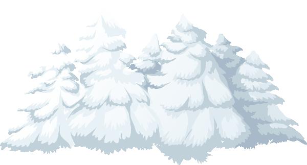 alpine landscape snow pincluster clip art at clkercom