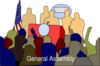 General Assembly Clip Art