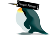 Penguin Productions Clip Art