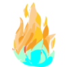 Fire And Ice Clip Art