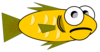 Fish No Back Ground Clip Art