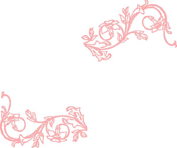 Flower Border Clip Art Frames