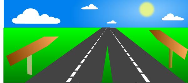 Two Ways Merge Clip Art at Clker.com - vector clip art online, royalty free & public domain