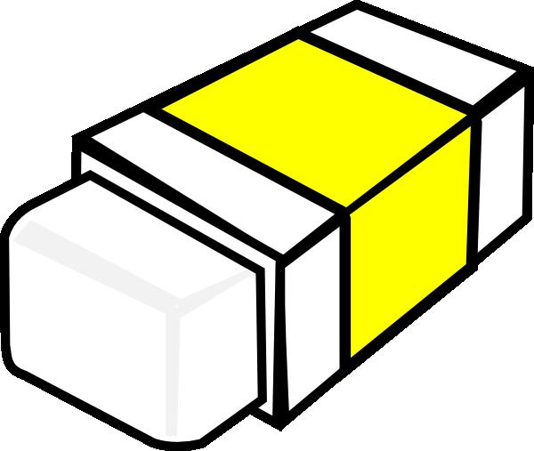 Eraser Clip Art At Clker Com Vector Clip Art Online