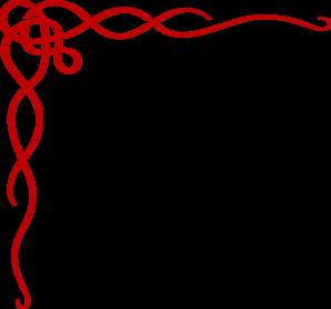 red border clip art at clker com vector clip art online royalty rh clker com wedding clipart red and black Wedding Bells Clip Art