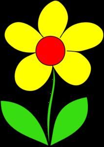 Isječak žutog cvijeća