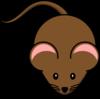 White Lab Mouse Clip Art at Clker.com - vector clip art ...