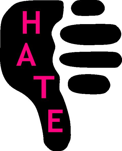 Hate Thumb Clip Art at Clker.com - vector clip art online ...