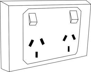 Electrical Outlet Clip Art. Electrical. Free Image About Wiring ...