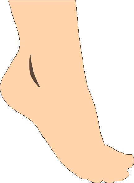clipart of feet - photo #7