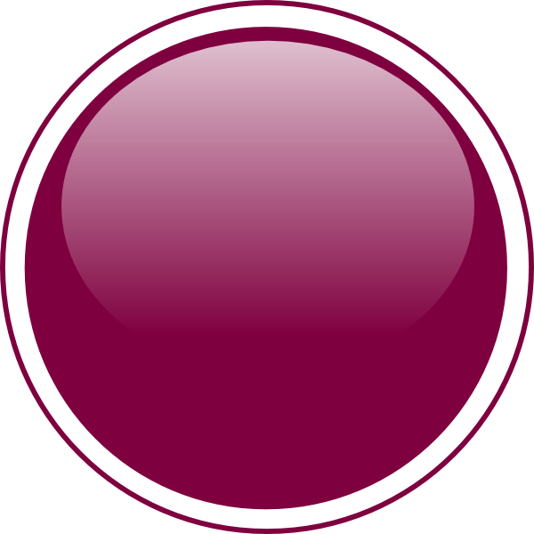 glossy purple circle button clip art at clker com vector clip art