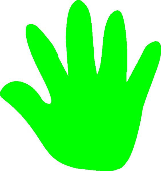 Right Hand Clip Art At Clker