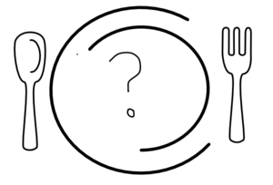 Question Mark Dinner Plate Clip Art  sc 1 st  Clker & Question Mark Dinner Plate Clip Art at Clker.com - vector clip art ...