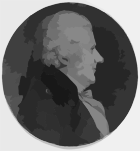 [jonathan Williams, Head-and-shoulders Portrait, Right Profile] Clip Art