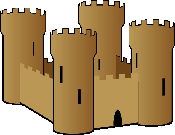 sandcastle clip art at clker com vector clip art online sand castle clip art sand castle clip art free
