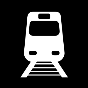Hs Train White Clip Art