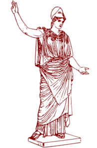 Athena Red Clip Art