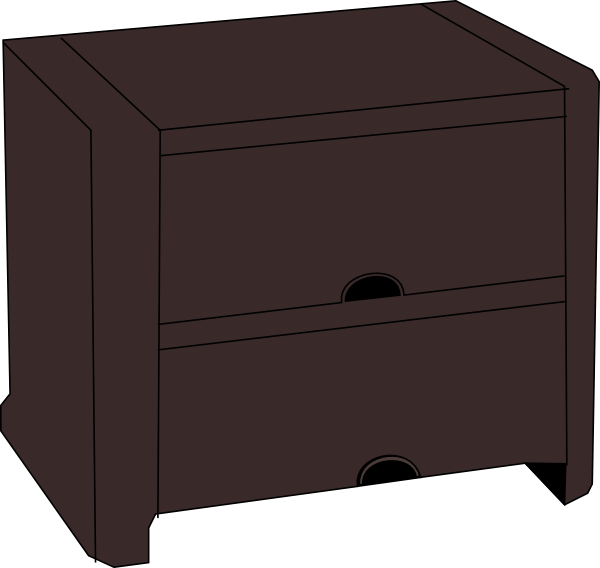 night table clipart - photo #11