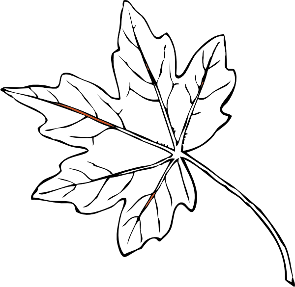 Maple Leaf Clip Art at Clker.com - vector clip art online, royalty ...