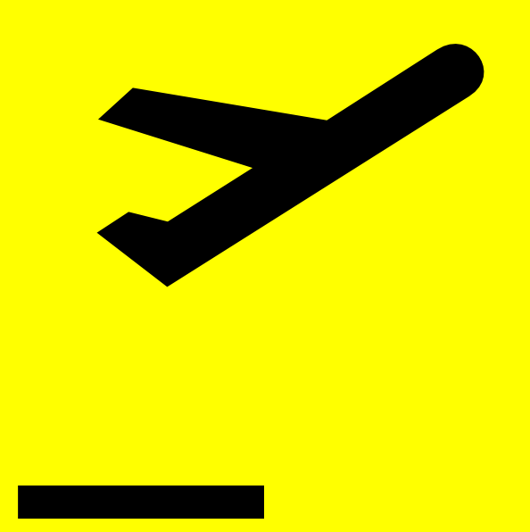 airport gate clipart - photo #2