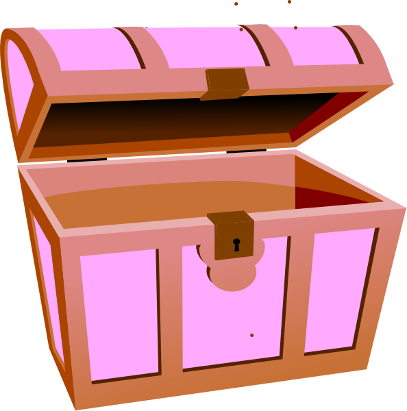 Treasure Hunt Box Clip Art at Clker.com - vector clip art online ...