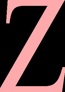 Zeta clip art