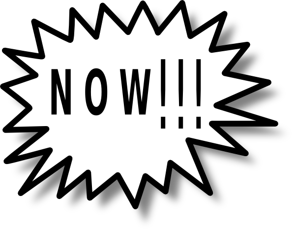 Now Clip Art at Clker.com - vector clip art online, royalty free ...
