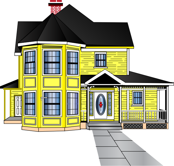clipart house shutters - photo #39