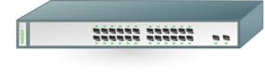 Cisco Switch Device Clip Art