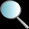 Big Magnifying Glass Clip Art