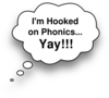 Hooked On Phonics Clip Art