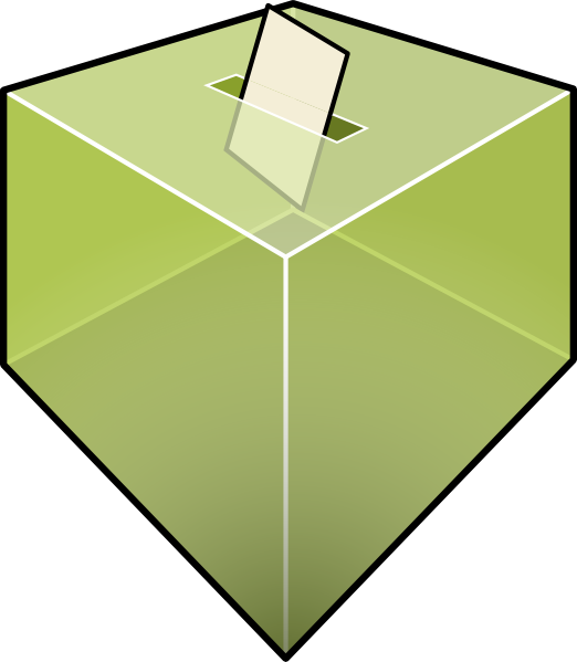 Election Box Clip Art at Clker.com - vector clip art ...