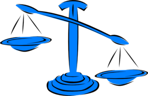 unbalanced scale right clip art at clker com vector clip Food Scale Clip Art Unbalanced Scales of Justice