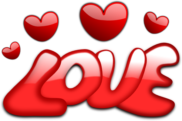 free clipart love hearts - photo #42