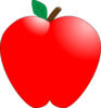 Sarah Butler Apple Clip Art