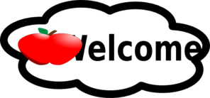 Welcome Classroom Sign Clip Art