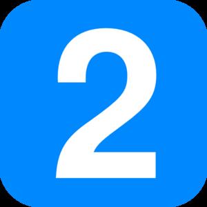 blue number 1 clip art at clker com vector clip art online rh clker com number 1 clip art blue clipart number 1