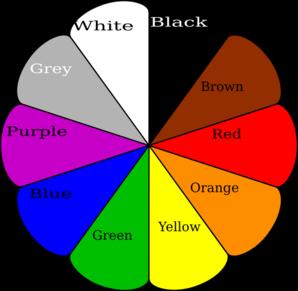 Color Wheel Clip Art At Clker Com Vector Clip Art Online Royalty