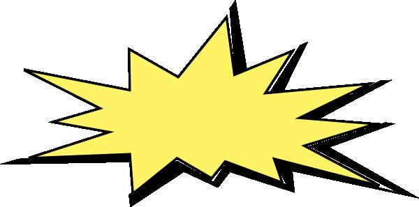 Kaboom 2 Clip Art at Clker.com - vector clip art online, royalty free ...
