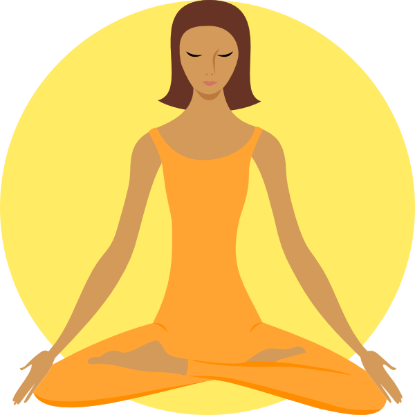 free clipart yoga - photo #4