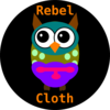 Rebel Cloth Logo Clip Art
