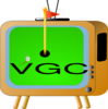Virtual Golf Center Clip Art