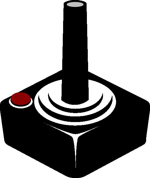 Atari Controller Clipart