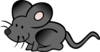 Catroon Mouse Clip Art