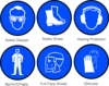 Sheet Metal Ppe Clip Art