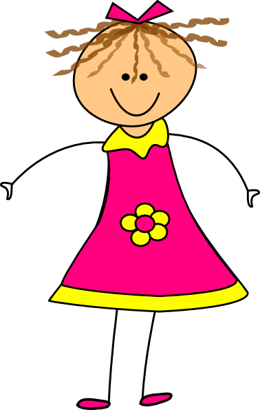 clipart girl images - photo #1