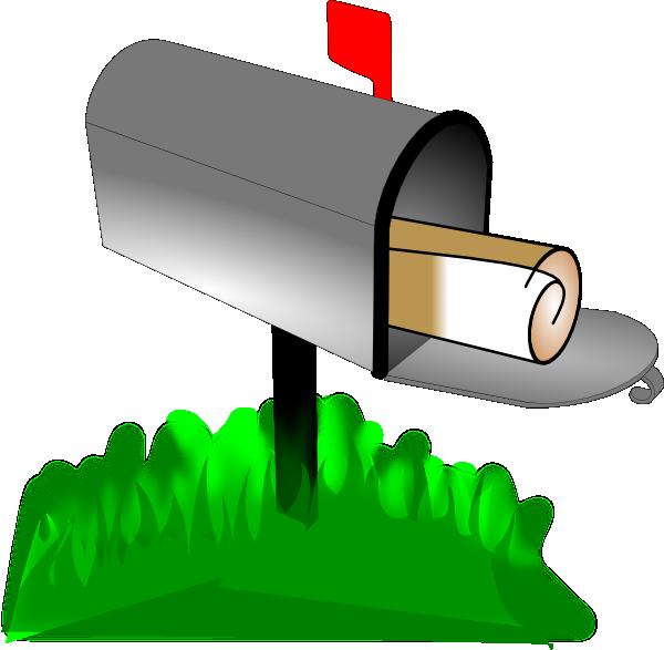mailbox clip art at clker com vector clip art online royalty free rh clker com
