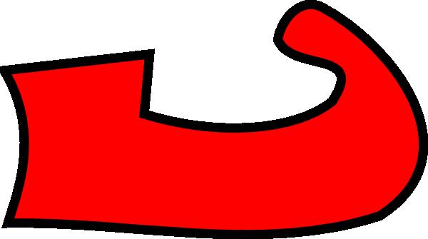 elf shoes clip art at clker com vector clip art online royalty rh clker com Shoes SVG Elf Elf Feet Clip Art