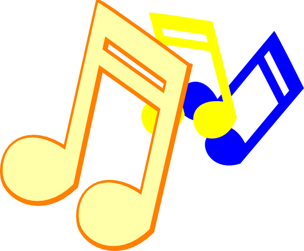 Musical Notes Clip Art at Clker.com - vector clip art ...