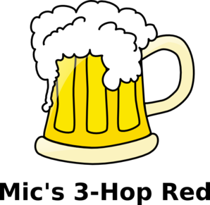 Mic S Mistake Beer Label Clip Art